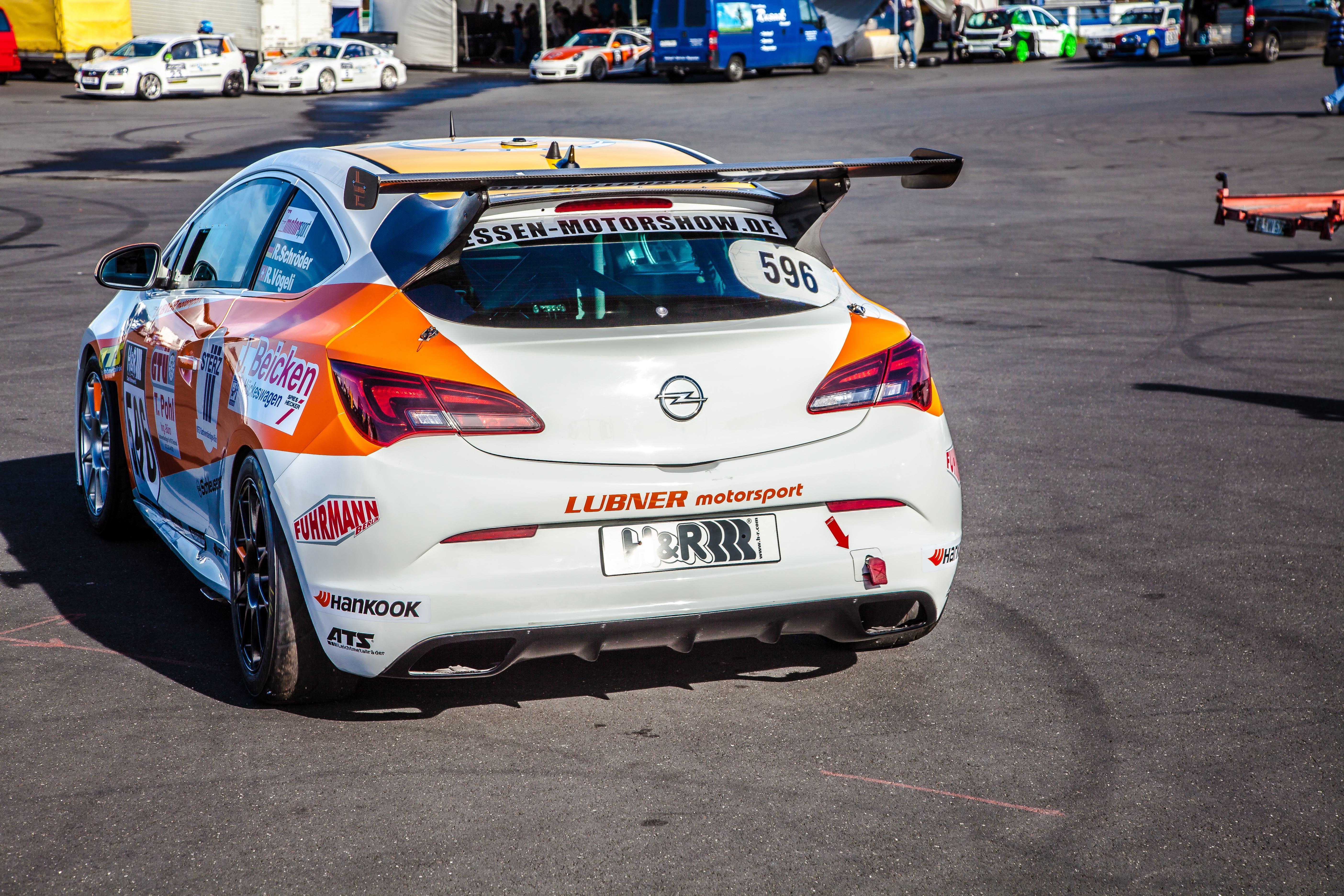Opel Rücken