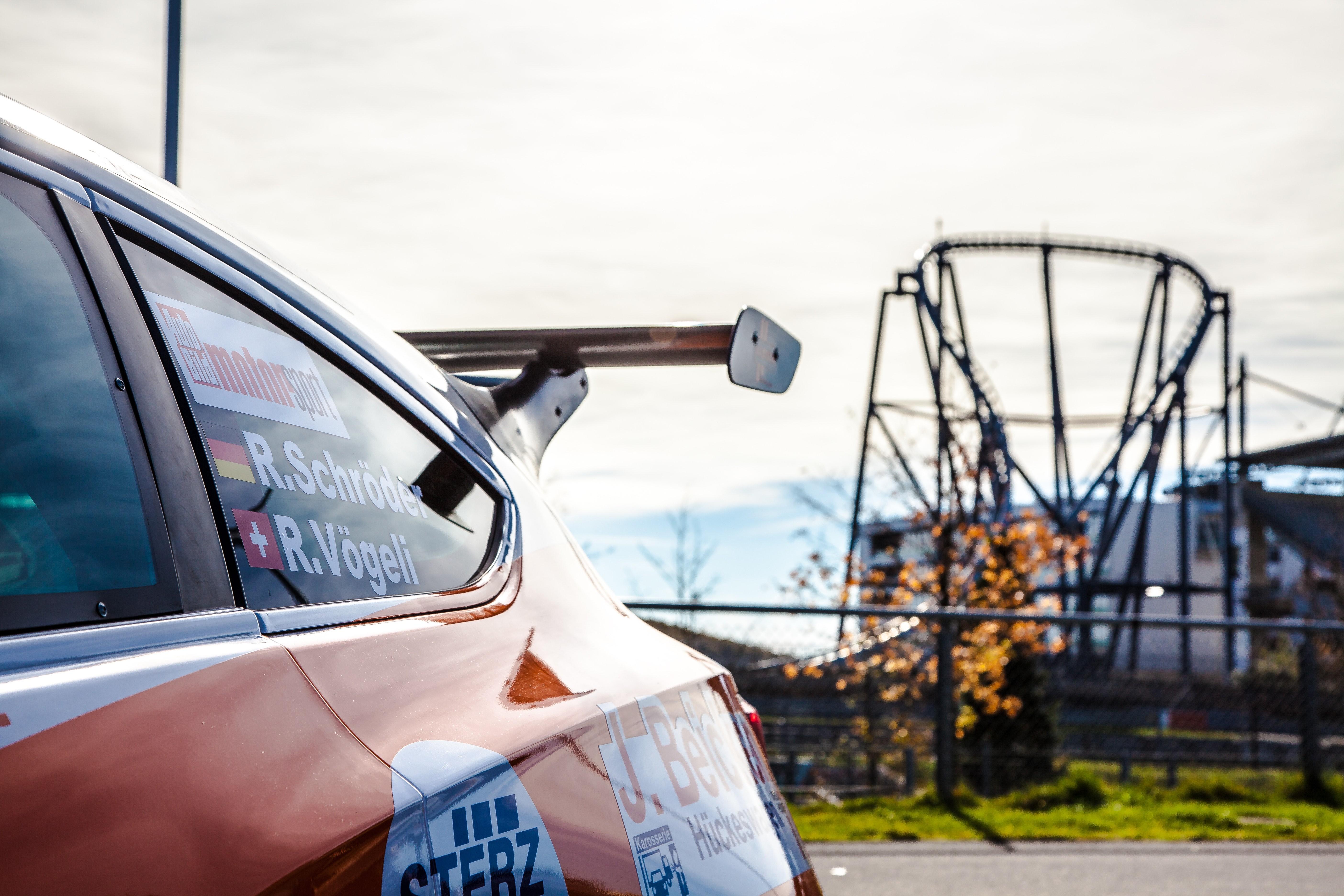 Opel die Namen und Achterbahn